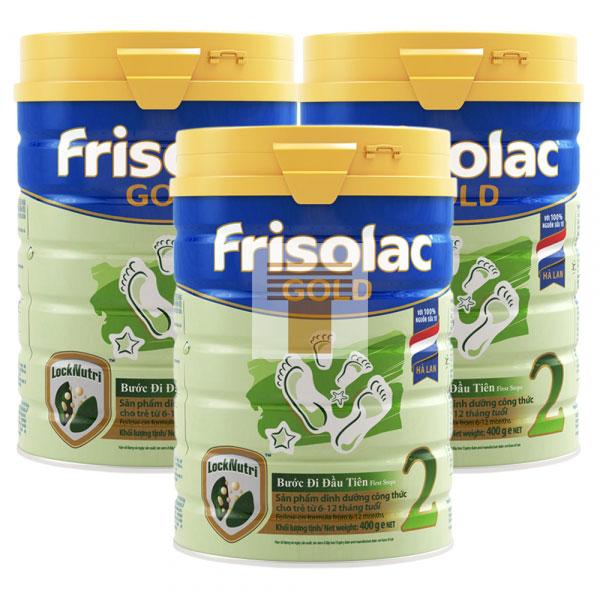 Sữa tăng chiều cao Frisolac Gold